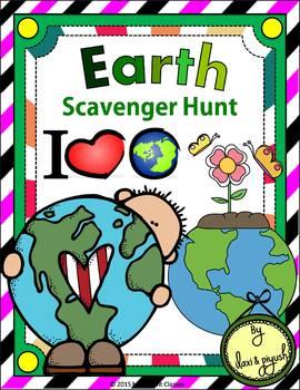 Earth Scavenger Hunt