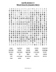 Earth Science Word Search 1