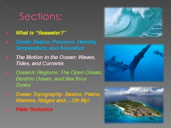 Earth Science: An Introduction to Oceanography Basics