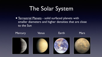 Earth Science: Astronomy