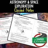 Solar System & Planets Guided Notes, Astronomy Guided Notes