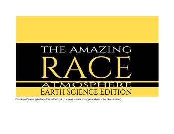Earth Science: Atmosphere, Amazing Race (Standard 3)