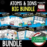 Earth Science Atoms and Ions BUNDLE (Earth Science BUNDLE)