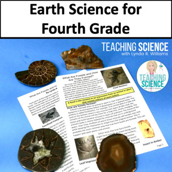 Earth Science Bundle Rock Cycle, Weathering and Erosion