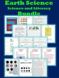 Earth Science Bundle: Science and Literacy Lesson Sets (Common Core & STAAR)