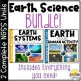 Earth Science Bundle Two Complete NGSS Units