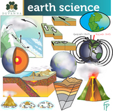 Earth Science Clip Art