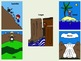 Earth Science Clip Art: Erosion, Weathering, Deposition, a