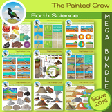 Earth Science Clip Art Mega Bundle - Geology - 254 Graphics