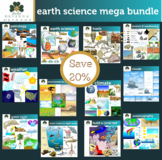 Earth Science Clip Art Mega Bundle