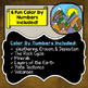 Earth Science Color-By-Number BUNDLE (Save 30%)