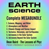 Earth Science - Complete MEGABUNDLE