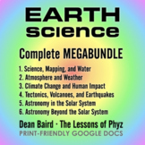 Earth Science - Complete MEGABUNDLE