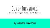 Earth Science Computer Scavenger Hunt