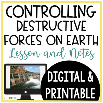 Earth Science: Controlling Floods, Erosion, and Weathering