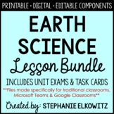 Earth Science Supplemental Curriculum (NO LABS)