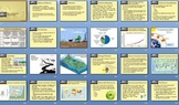 Earth Science Curriculum Part  2 Bundle - 4 Units - 16 Files