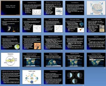 Earth Science Curriculum Part 3 - 2 Units - 8 Files