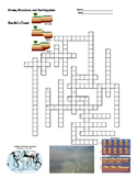 Earth Science - Earth's Crust - Stress, Structure, Earthquakes  Crossword Puzzle
