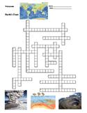 Earth Science - Earth's Crust - Volcanoes - Crossword Puzzle