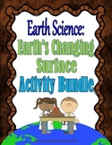 Earth Science: Rocks, Minerals, Weathering and Erosion Act