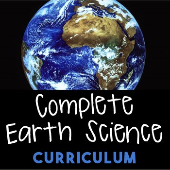 Earth Science FULL Curriculum