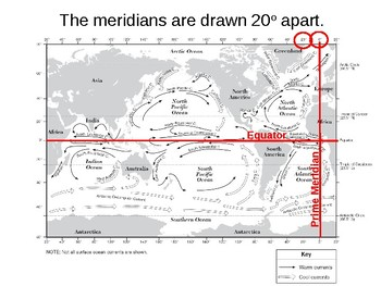 Earth Science Flashcards- Surface Ocean Currents