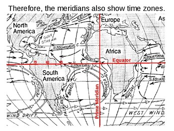 Earth Science Flashcards- Time Zones