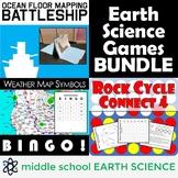 Earth Science Games Bundle