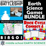 Earth Science Games Bundle