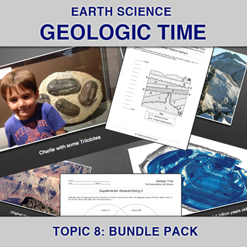 Earth Science: Geologic Time
