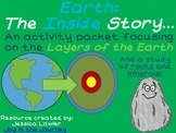 Earth Science Graphic Organizers