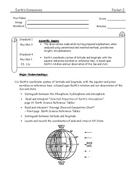 ESworkbooks Guided Inquiry 02 Earth Dimensions