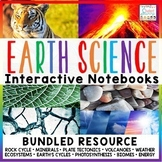 Earth Science Interactive Notebook Bundle | Earth Science