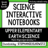 Upper Elementary Earth Science Interactive Notebook Bundle