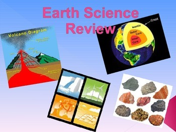 Earth Science Jeopardy Review
