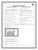 Earth Science Jigsaw Review - Energy Resources