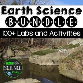 Earth Science Lab and Activity BUNDLE