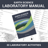 Earth Science Laboratory Activities Manual