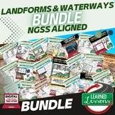 Landforms & Topography BUNDLE (Earth Science BUNDLE)