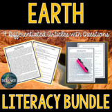 Earth Science Literacy Bundle