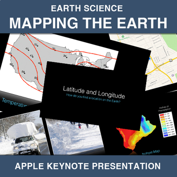 Earth Science: Mapping the Earth