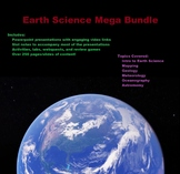 Earth Science Mega Bundle
