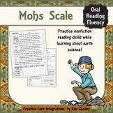 Earth Science Nonfiction Fluency MOHS SCALE