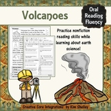 Earth Science Nonfiction Fluency VOLCANOES
