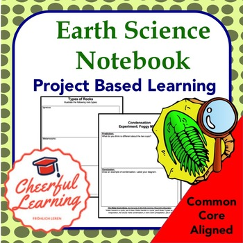 Earth Science Notebook