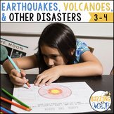 Earthquakes, Volcanoes & other Disasters Activities