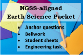 Earth Science Packet : 7th grade NGSS