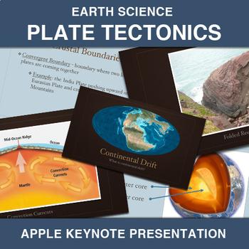 Earth Science: Plate Tectonics