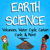 Earth Science Posters and Worksheets